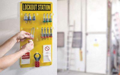 Schulungsfilm: Lockout-Tagout Systeme fachgerecht einsetzen