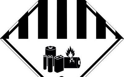 ADR: Neue Kennzeichnung – Gefahrzettel für Lithium-Akkus/-Batterien – ab dem 01.01.2019 verbindlich