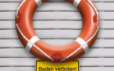 Vom Badeverbot bis zum Handyverbot – Sicherheitsthemen rund ums Schwimmen & Baden