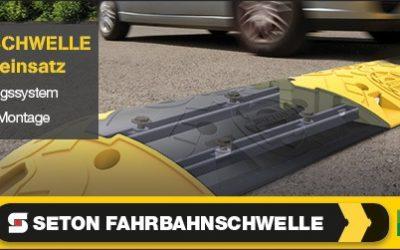 Drei effektive Maßnahmen zur Verkehrsberuhigung: Parkplatz-Raser, ade!